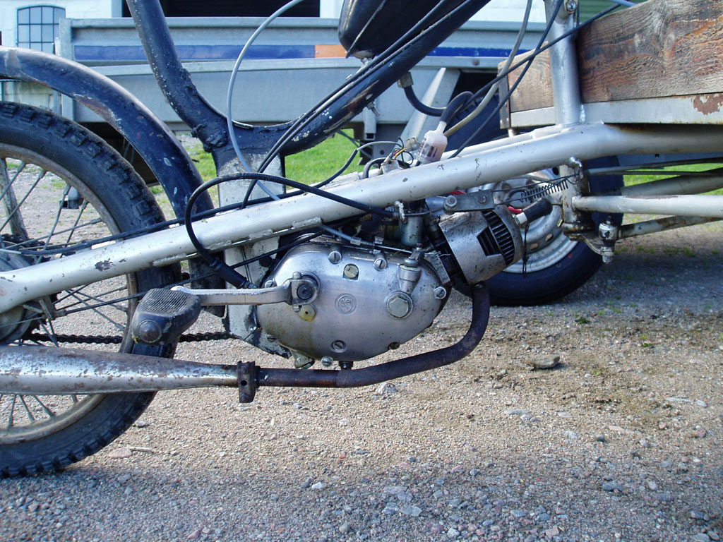 Puch moped 15